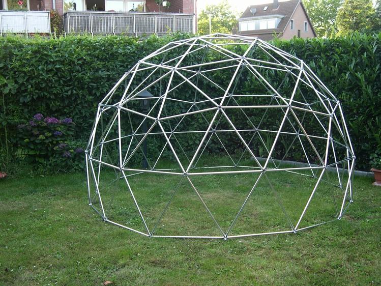 Geodätische Kuppel Selber Bauen geodätische kuppel